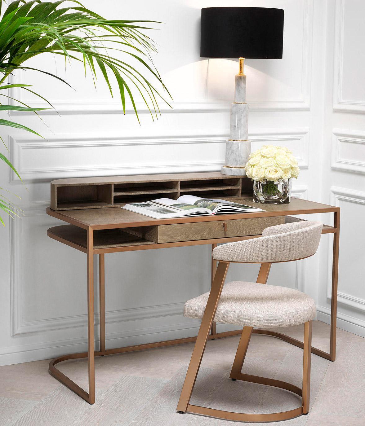 Home-Office-Einrichtung von Eichholtz