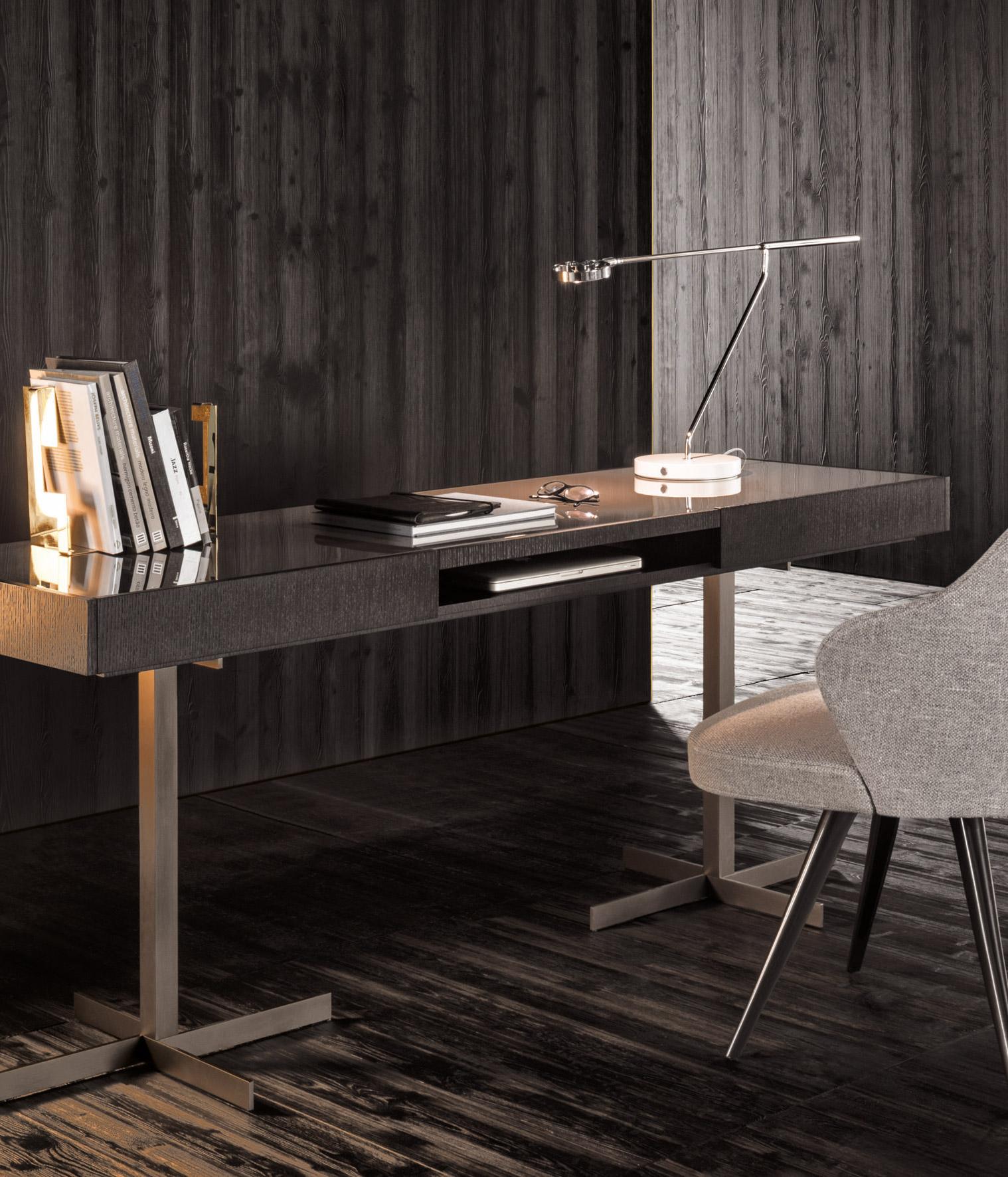 Home-Office-Einrichtung von Minotti