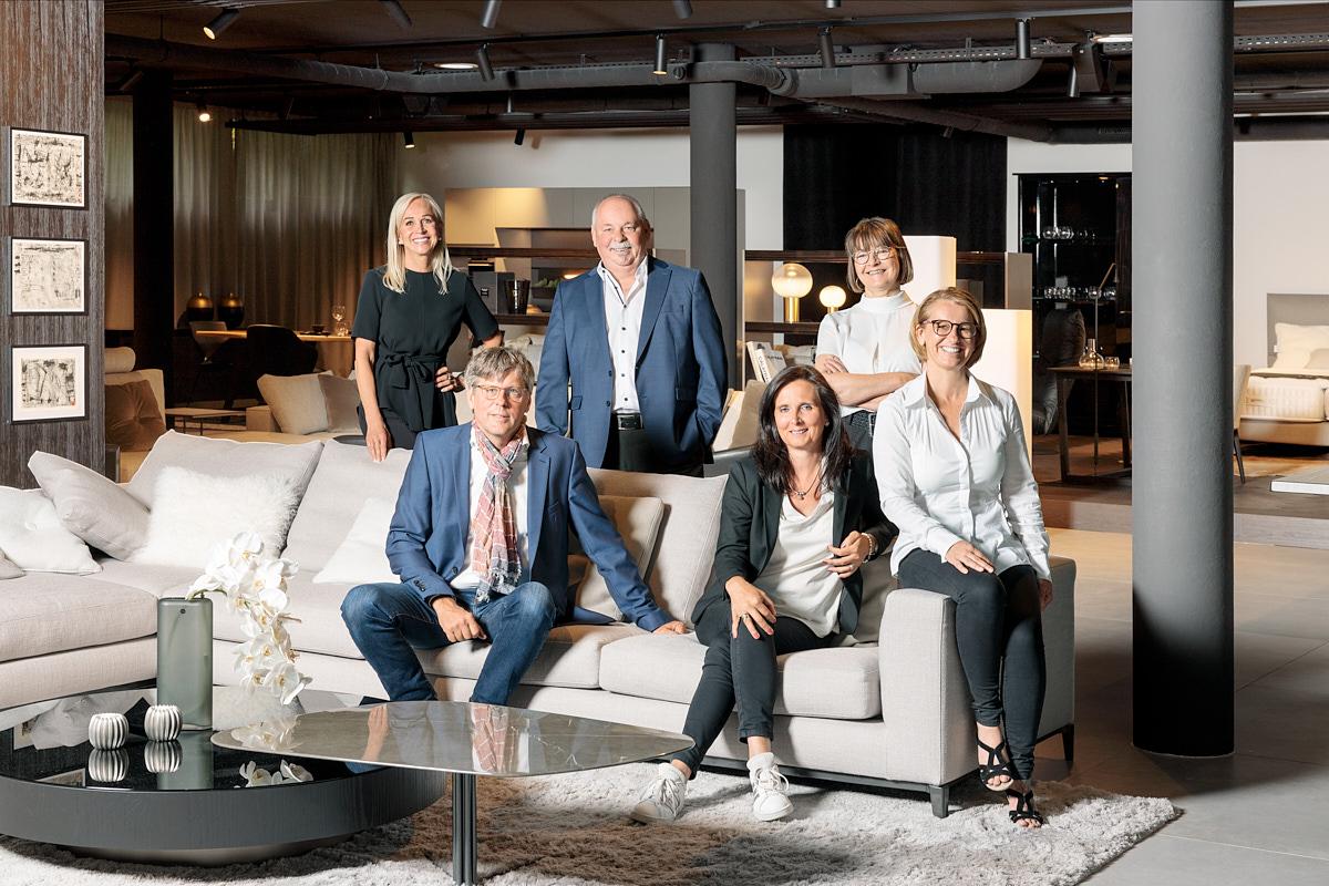 Das erfahrene Team von Platzhirsch Home Living realisiert Ihren Wohntraum